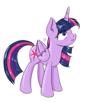 Twilight  Sparkle by CartoonOwl