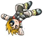 Ventus Chibi by RedPawDesigns