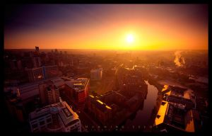Good Morning, Leeds by geckokid