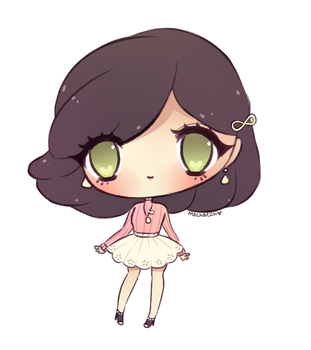 Meet Orchid by mochatchi