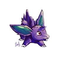 Nidoran Male by Silverkiwi78