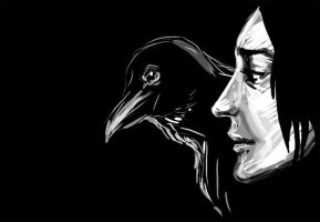 The Raven King by foxysquid