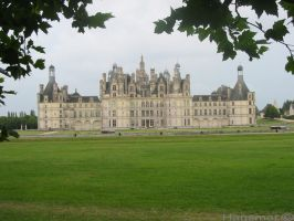 Palace of Chambord by Hansmar