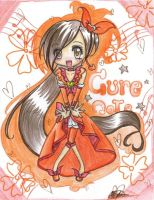 ~Cure Note~ by MikiArtSpadeMagic