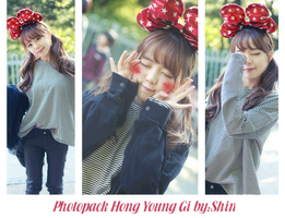 Photopack Hong Young Gi by:Shin by Shin58