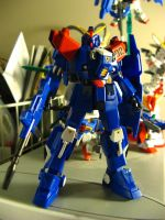 HG RX-79BD-2 Blue Destiny Unit 2 by RiderB0y