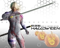 Metal Gear - Raiden Halloween by Seraphoid