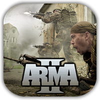 ARMA II Game Icon by Wolfangraul