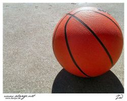 Basketball by jedro