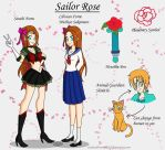 Sailor Rose New Ref by pixiesera