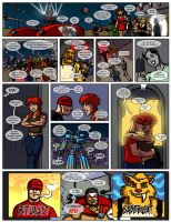 Planet AFL - Fifth fight page 1 by Ritualist