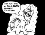 Twi-LIGHT Sparkle by SamuelEAllen