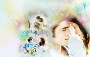 Edward Bella Forever by hazelxxx