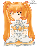 Mabinogi: Kuina -color- by mscherbear