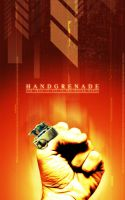 Handgrenade by visceralNL