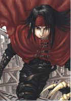 Vincent Valentine by Esala