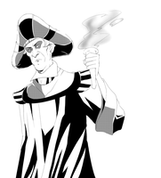 frollo by marsbarrl