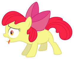 Vector - Apple Bloom (bleh) by Ready2Fail