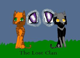 the lost clan new title by Mewgirl223