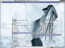 wastin time with kde by methodikal