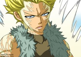Fairy tail chapter 294 sting eucliffe -colour-. by Honda-Thoru