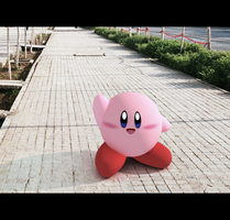 Live Action Kirby by thekeyofE