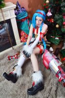 Jinx cosplay by Gabardin