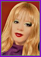 Total Makeover-gift-FROM SWEET -virna gray by YOKOKY