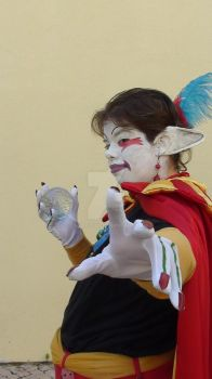 Kefka Palazzo  Cosplay  Dissidia 10 by Candy2012
