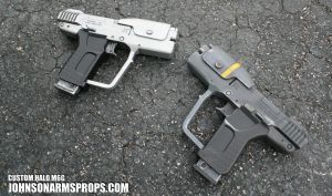Custom Halo M6G Props by JohnsonArms