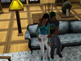 SIMS 3: Quality Time by Aubergine-Jeri