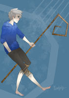 Jack Frost by Spaceylin