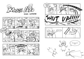 Much Ado Over Nothing by anuhesut