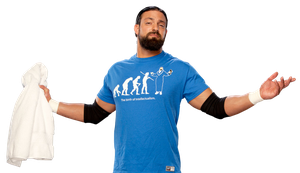 Damien Sandow by Naif1470