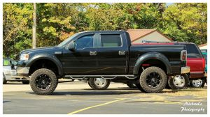 A Ford F-150 4x4 4 Door Truck by TheMan268