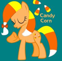 Candy Corn by Phantom-Rainbow