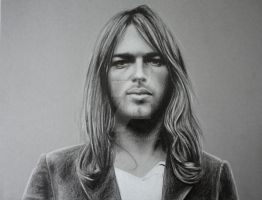 David Gilmour by PassionDraw