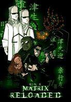 Tyrannus Matrix Reloaded Color by dcjosh