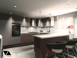 Kitchen design 2 by jmwvann