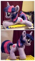Twilight Plushie 2 by ButtercupBabyPPG