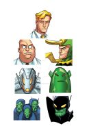Hero Profile Ant-Man Spot Characters 4 by bennyfuentes