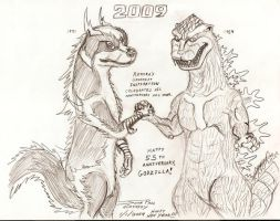 Happy New Year 2009 by ryuuseipro