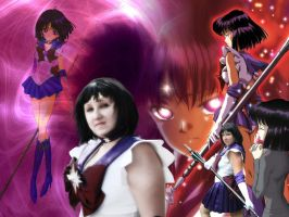 Sailor Saturn by Assara