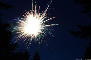Fireworks 13 by M-L-Griffith