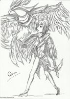 ~ Quinn and Valor ~ by LiseWasTaken