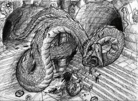 Den of the Basilisk by Don-Pachi