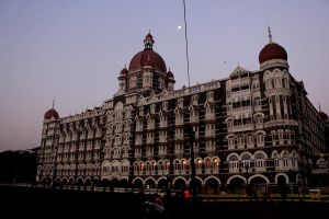 The Taj Mahal Palace and Tower by sagarpuro