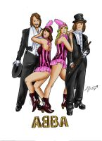 anime abba by jenjam64