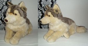 WWF Wolf by Jacks-plush-chamber