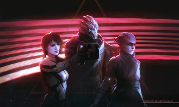 Squad by shalizeh